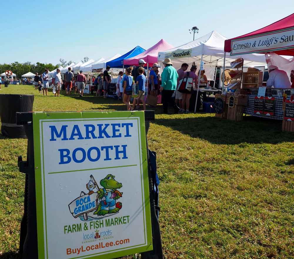Boca Grande Farmer's Market