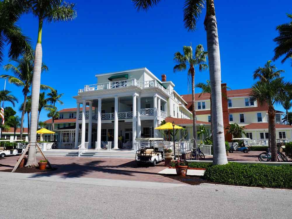 The Gasparilla Inn on Boca Grande