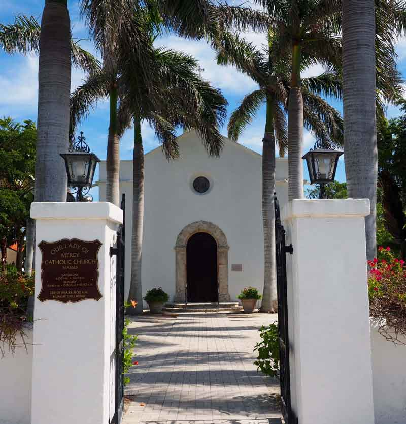 Our Lady of Mercy Church on Boca Grande