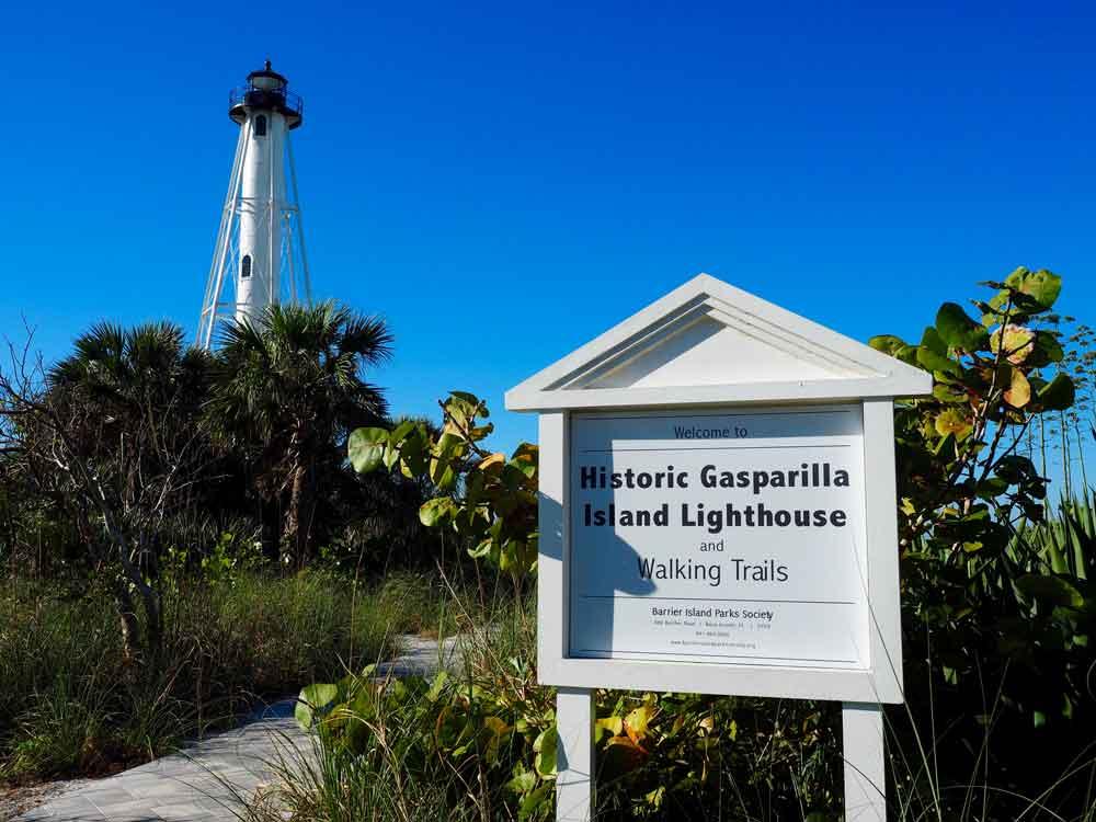 Historic Gasparilla Island Lighthouse