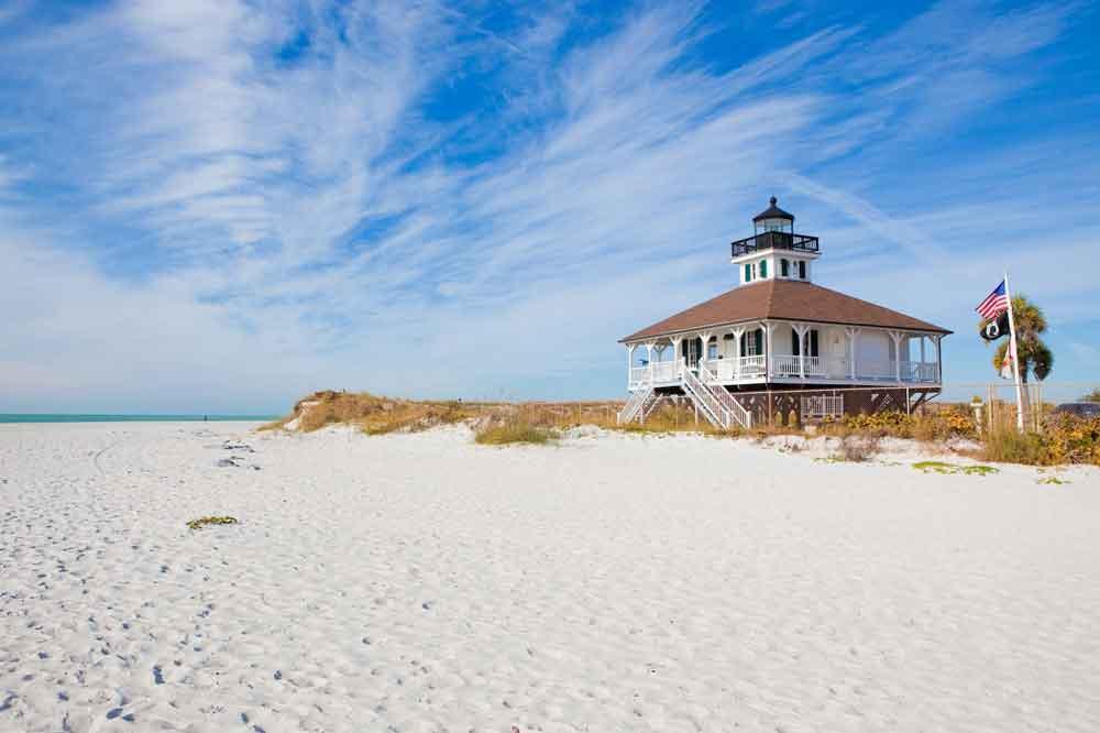 Historic Port Boca Grande Lighthouse