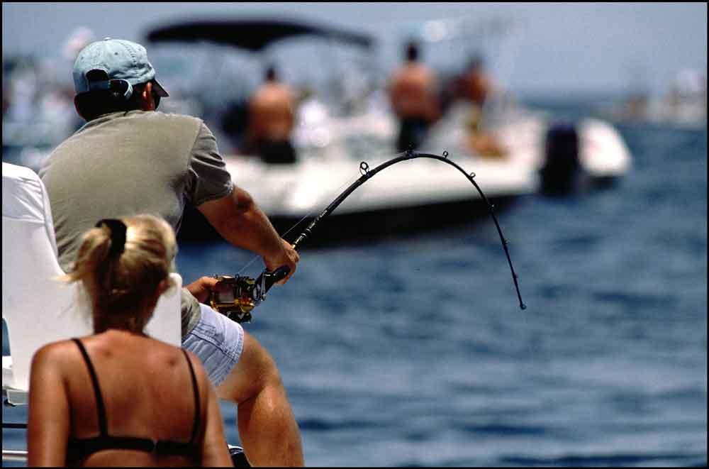 Tarpon Fishing in Boca Grande Pass